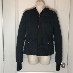 Express Navy Double Jacket